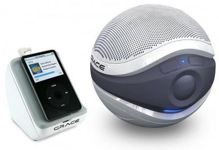Grace Audio Aqua Sounder Floating Wireless Speaker