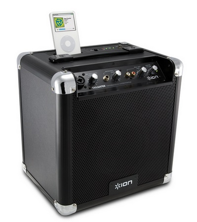 Ion Tailgater iPod Sound System