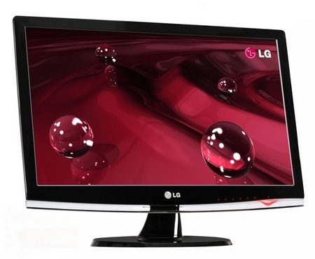LG W53 SMART Full HD Monitor