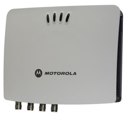 Motorola FX7400 series RFID reader