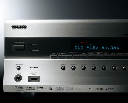 Onkyo TX-SA607 and TX-SA507 AV Amplifiers