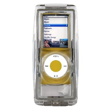 OtterBox Armor Series Case for iPod nano 4G