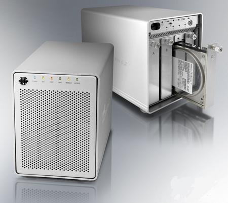 OWC Mercury Elite-AL Pro Qx2 Quad-Interface RAID Box