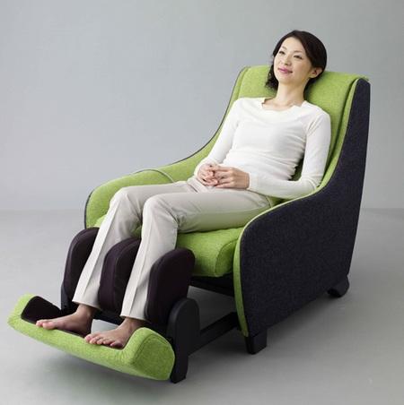 Panasonic EP-MS40 and EP-MS10 Massage Chairs