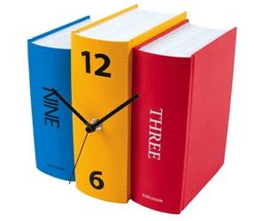 Perpetual Kid Book Clock