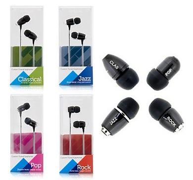 Radiopaq Custom Tuned Earphones