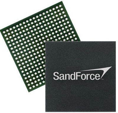 SandForce SF-1000 SSD Processor