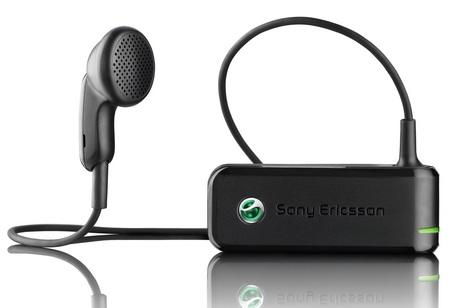 Sony Ericsson VH300 Clip-on Bluetooth Handsfree