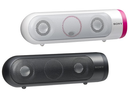 Sony SRS-TD60 Pocket Speakers