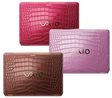 Sony VAIO type C Crocodile Edition