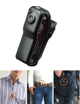 TEC MiNi DV 80S Tiny Camcorder