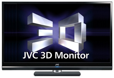 Victor-JVC GD-463D10 3D LCD HDTV