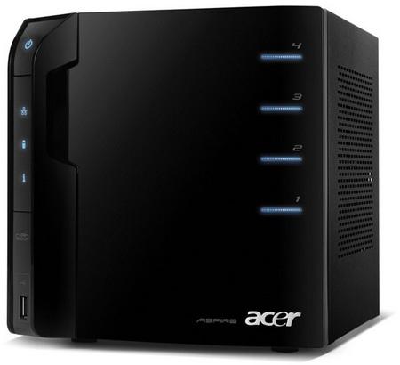 Acer easyStore AH340-UA230N Windows Home Server