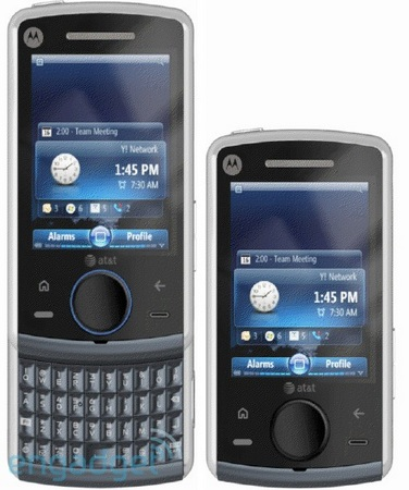 AT&T Motorola Heron Android Phone