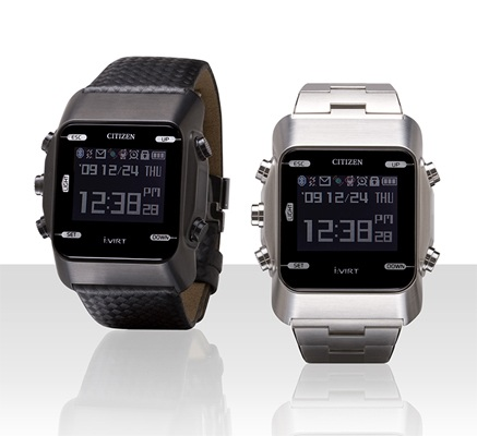 Citizen i:Virt M Bluetooth Watch for Softbank Phones