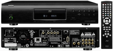 Denon DBP-2010CI and DBP-1610CI Blu-ray Players