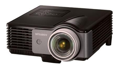 Mitsubishi LVP-XD95ST Compact DLP Projector
