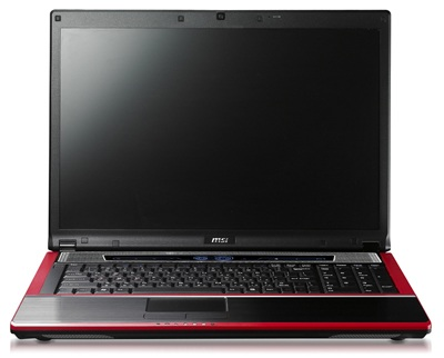 MSI GT729 Gaming Notebook