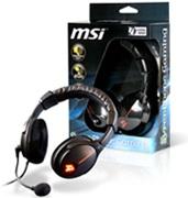 MSI Syren Series Sound Card / Headphones / USB Speakers