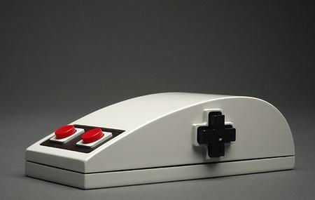 NES Controller Mouse Design