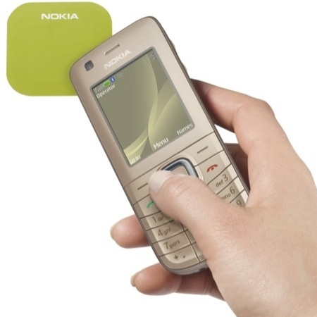 Nokia 6216 classic with NFC