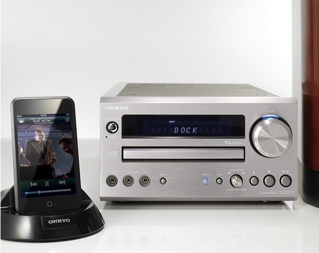 Onkyo CR-D2LTD CD/FM Audio System