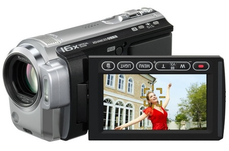 Panasonic HDC-SD10 World Lightest Full-HD Camcorder