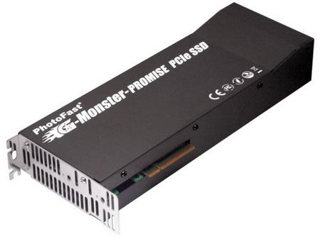 PhotoFast G-Monster Promise PCI-e SSD