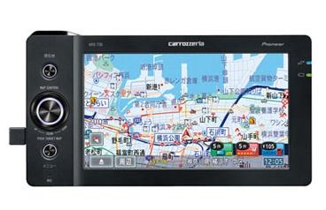 Pioneer Carrozzeria AVIC-T20 HSDPA Multimedia PND