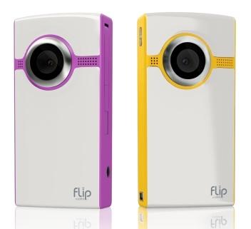 Pure Digital Flip Ultra and Flip UltraHD Pocket Camcorders
