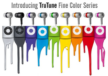Radius TruTunes Fine Colors Series for iPod nano 4G