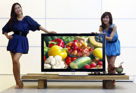 Samsung PAVV 850 29mm Thick Plasma HDTV