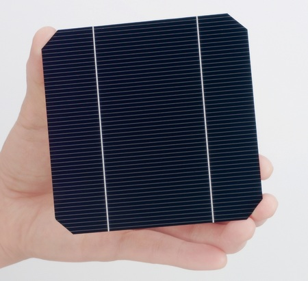 Sanyo HIT solar cell has highest energy conversion efficiency