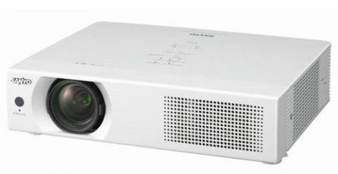 Sanyo PLC-WXU700 WiFi-n LCD projector