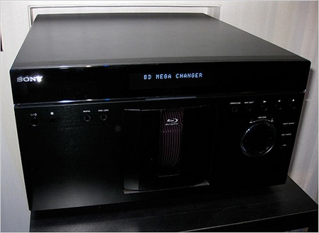 Sony BDP-CX960 and BDP-CX7000ES Blu-ray Mega Players