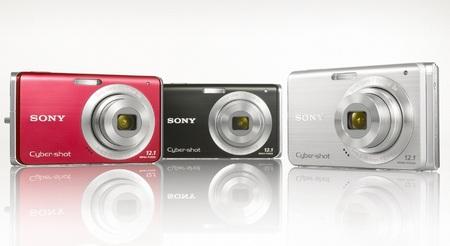 Sony Cyber-Shot W190 Digital Camera