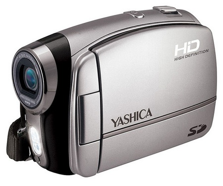 Yashica DVG575 720p HD Camcorder