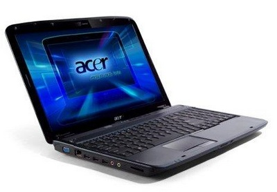Acer Aspire AS5536, AS7735Z and AS5739G Gemstone Notebooks