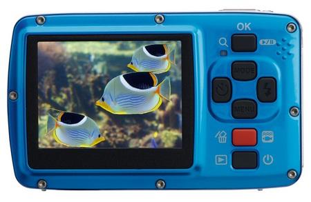 AgfaPhoto DC-600uw Underwater Camera back