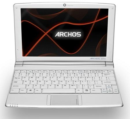 Archos 10s Netbook front