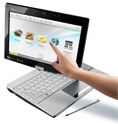 Asus Eee PC T91 tablet netbook