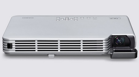 Casio XJ-S68 and XJ-S63 - World's Thinnest 3500 Lumens DLP Projectors