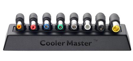 Csooler Master SNA 95 notebook adapter tips