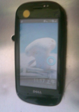Dell Android Phone leaked