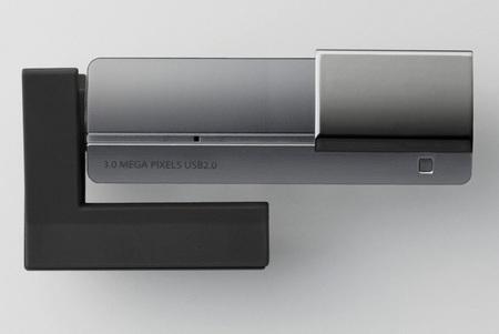 Elecom UCAM-DLX300 3 megapixel webcam 2