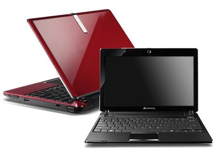 Gateway LT3103u AMD Netbook