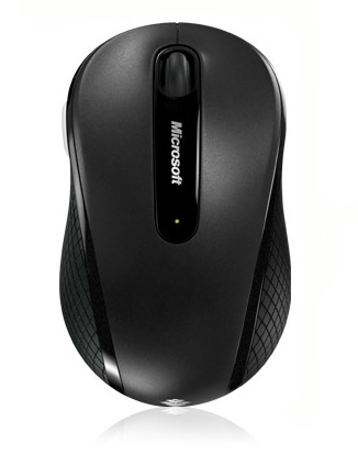 Microsoft Wireless Mobile Mouse 4000 with BlueTrack