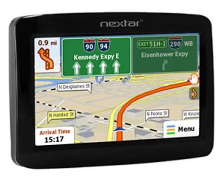 Nextar 43LT Portable Navigation Device