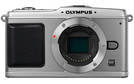 Olympus E-P1 PEN Digital Compact DSLR without lens