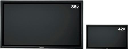 Panasonic 85-inch NeoPDP Full HD Plasma